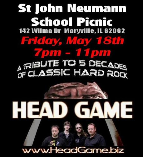 Head Game 5-18-12
