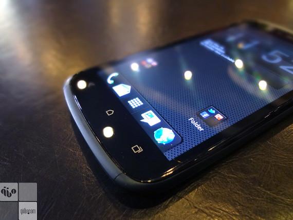 HTC One S - Pantalla