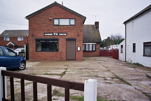 Camber TV Centre