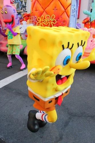 SpongeBob SquarePants - Universal's Superstar Parade