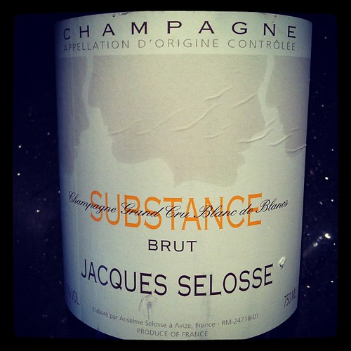Jacques Selosse Substance Blanc de Blancs Brut