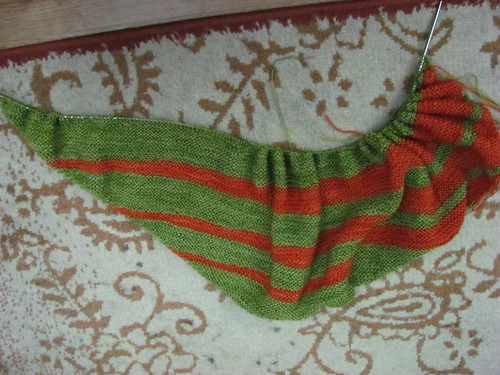 pendulum shawl