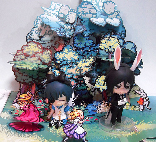 Down The Rabbit Hole (Bunny Sebastian is spotted!)