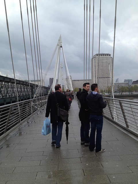 Hungerford Bridge