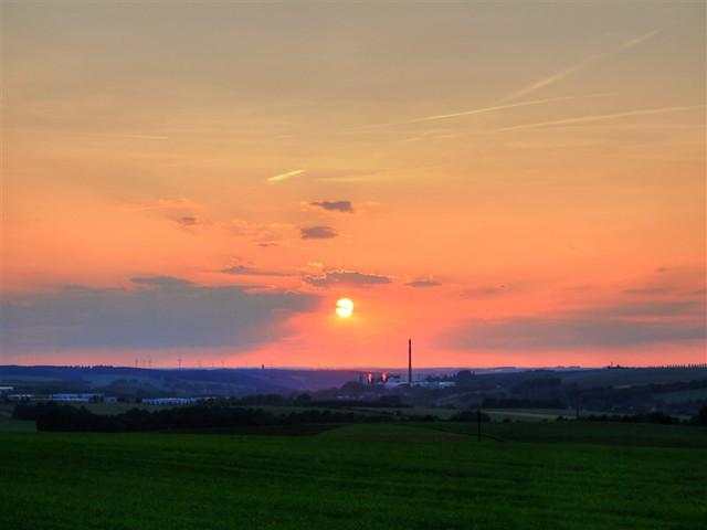 Sonnenuntergang_I