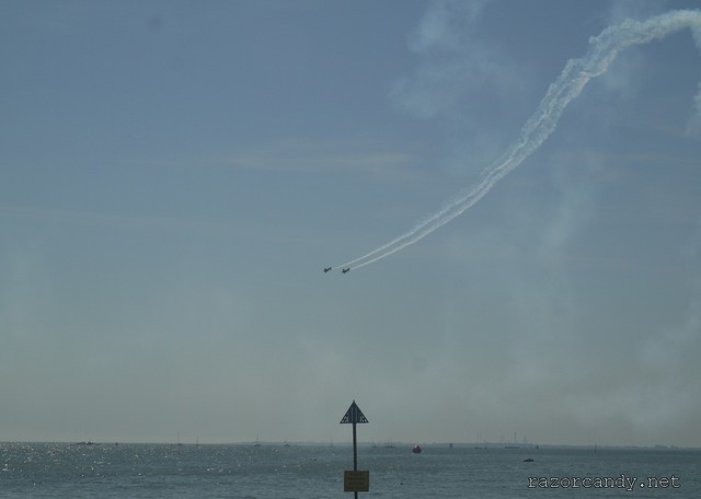 trig aerobatic team (2x pitts) - Southend Air Show - Sunday, 27th May, 2012 (3)