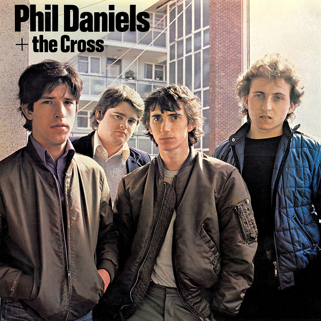Phil Daniels + the Cross