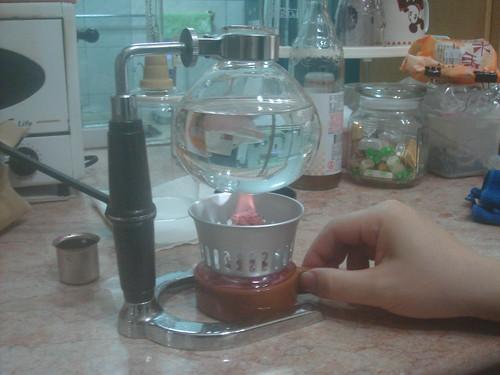 syphon點燃酒精燈3