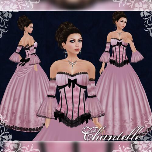 Chantelle - Blush