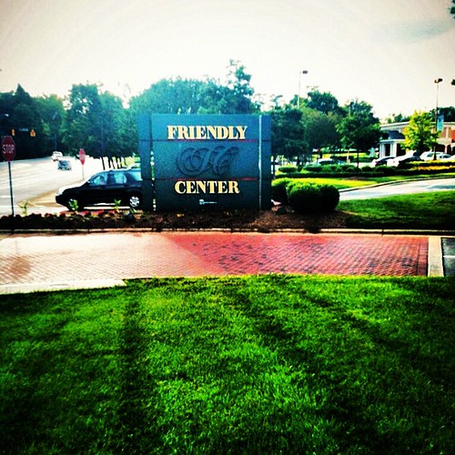 Friendly Center by Greensboro NC