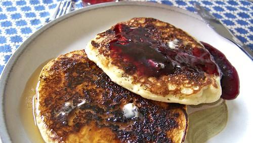 Candybar Pancakes