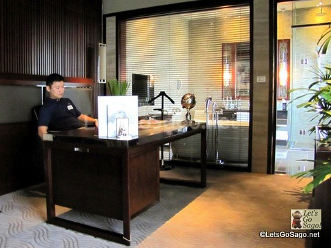 Imperial Suite Office