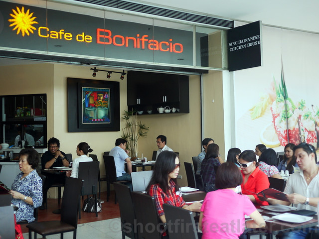 Cafe De Bonifacio