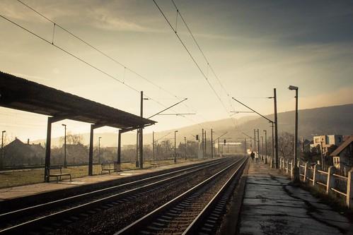 Romance on Rails (Bratislava, Slovaquie) - Photo : Gilderic