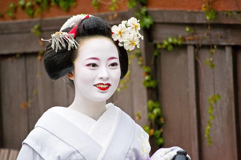 Geisha, Gion