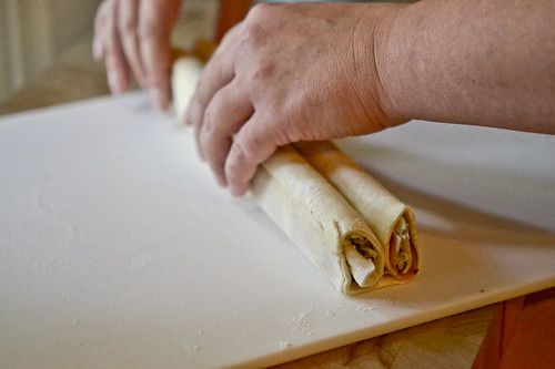 Pesto Cheese Pastries 12