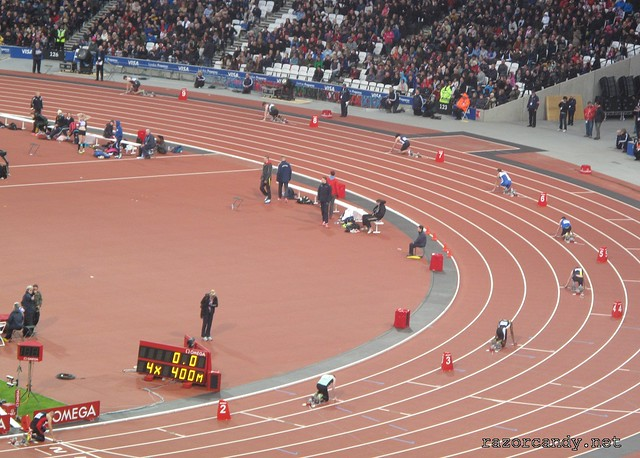 Olympics Stadium - 5th May, 2012 (35)