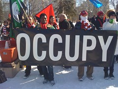 Madondo's Occupy Ottawa Experience 2