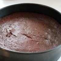 Flourless Chocolate Torte Revisited & a Salted Butter Caramel Sauce