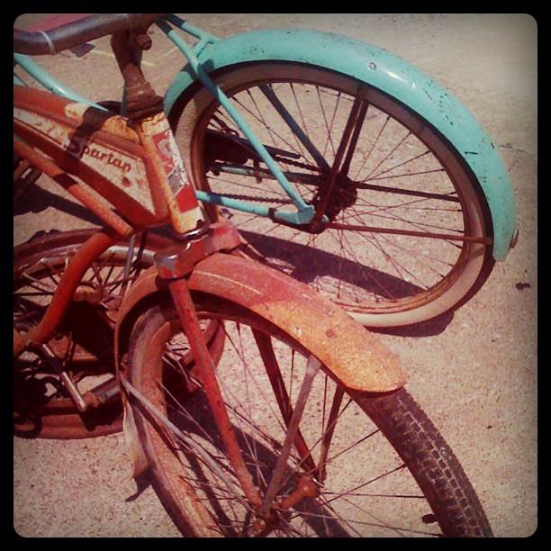 @  the bike swap