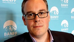 Duncan Fulton, SVP Communications & Corporate Affairs, Canadian Tire at #Banff2012