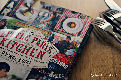 Rachel Khoo the little Paris kitchen