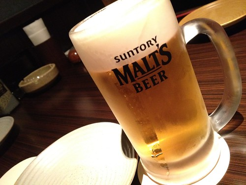 8時まで飲み物半額!プレモル生ビールも300円に!@ごだいご 新宿武蔵野ビル店