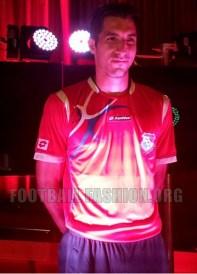 Panama Lotto 2012/13 Home, Away and Third Soccer Jerseys/ Camisetas / Football Kits