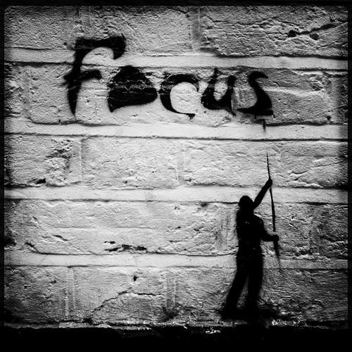 Focus by Darrin Nightingale