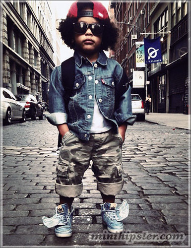 The Coolest Kid in SoHo