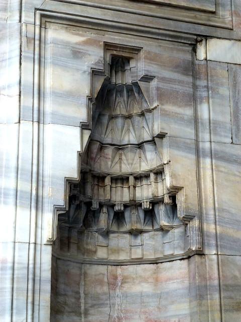 Istanbul - avril 2012 - jour 2 - 142 - Sultanahmet Camıı (Mosquée bleue)