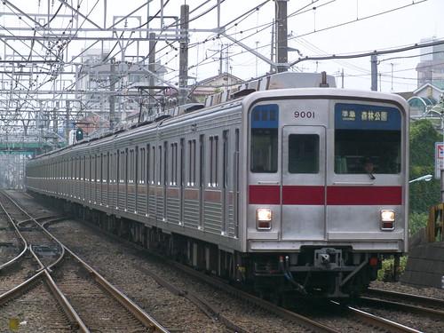 9101F @成増
