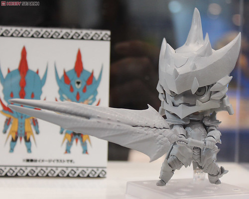 Nendoroid Hunter Lagia X Series