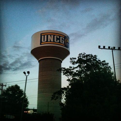 UNCG by Greensboro NC