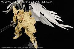 MG Knight Gundam Full Armor Mode Resin Conversion Kit (2)
