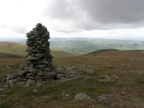 Tall cairn