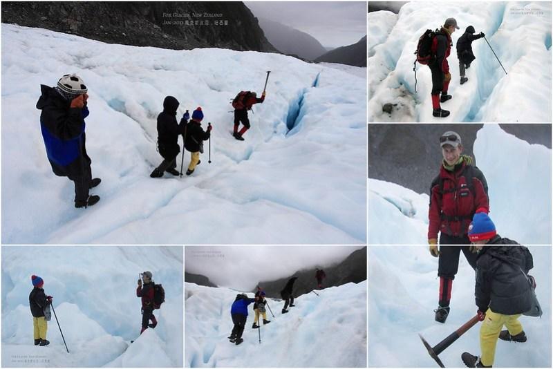 Fox Glacier helihike