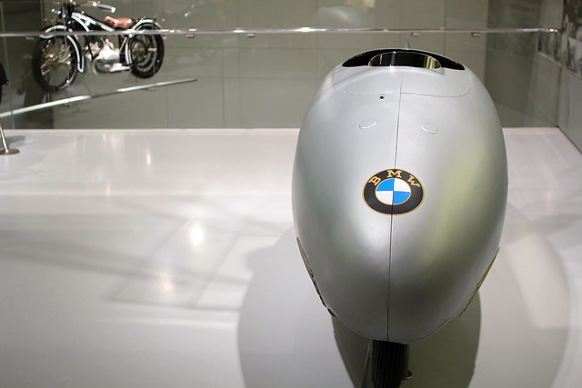 BMWs.