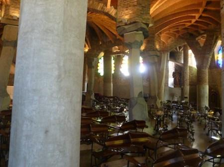 Cripta Colonia Güell