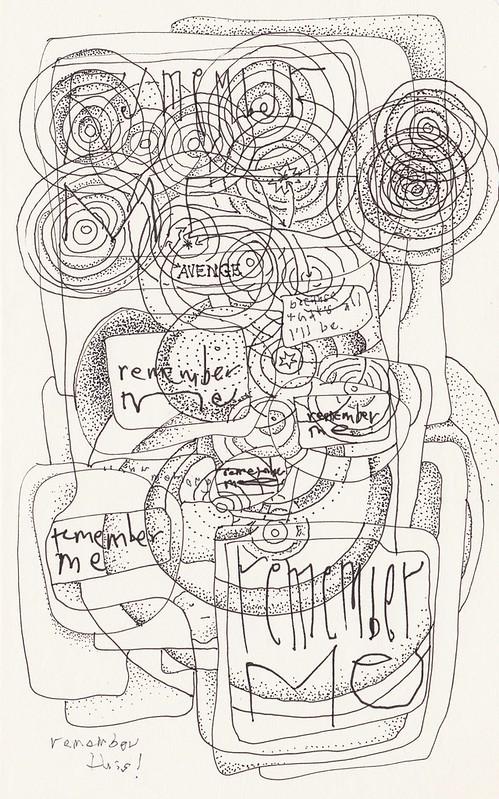 Remember Me from Poetic Revenge by Misha Bittleston