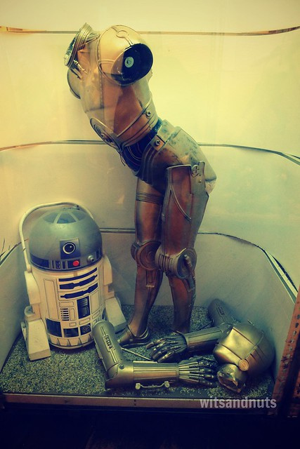 R2 D2, Penang Toy Museum