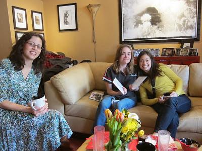 Amanda, Lisette & Jennifer