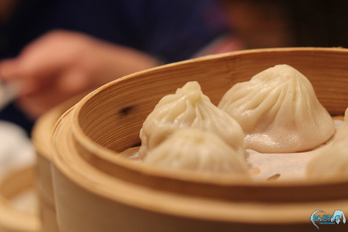 Xiao Long Bao - one of my favourite Chinese delicacies!