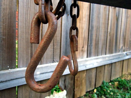 Day 156 Rusted Chains by pixygiggles