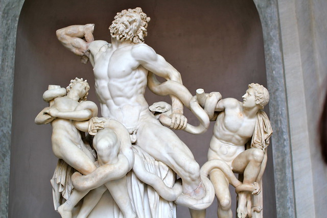 Tuesday: Laocoön and His Sons