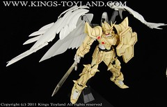 MG Knight Gundam Full Armor Mode Resin Conversion Kit (15)
