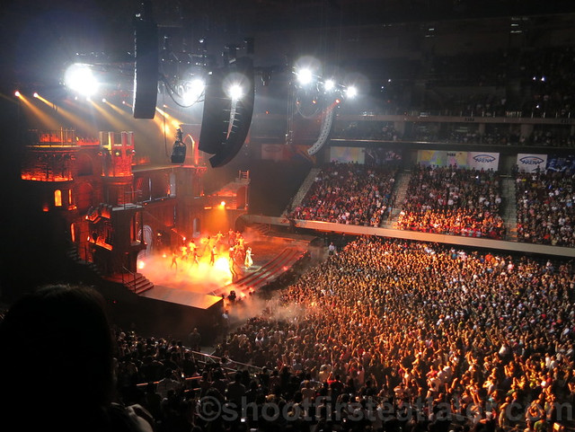 Lady Gaga at the SM Mall of Asia Arena-022