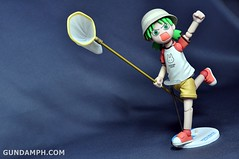 Revoltech Yotsuba DX Summer Vacation Set Unboxing Review Pictures GundamPH (51)