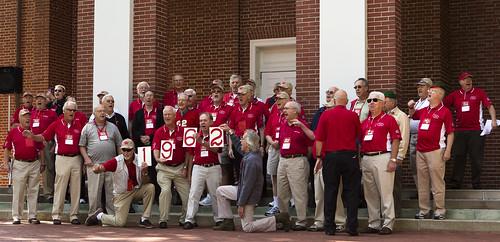 Class of '62 Chapel Sing