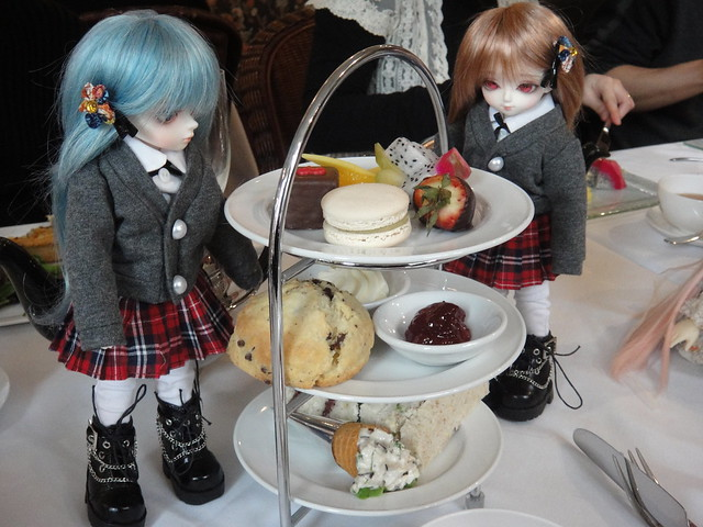 Petit Afternoon Tea